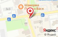 Схема проезда до компании Экотехпром во Всеволожске