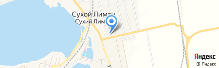 Свято-Вознесенский Храм на карте Сухого Лимана