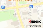 Схема проезда до компании Магазин женской одежды во Всеволожске