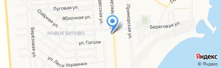 Свято-Покровский храм на карте Ильичёвска