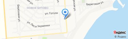 Аквариус на карте Ильичёвска