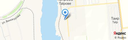 Продтовары на карте Таирово