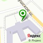 Местоположение компании Детская школа искусств им. М.И. Глинки г. Всеволожск