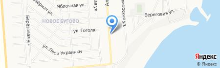 L-hotel на карте Ильичёвска