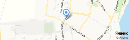 AuroraTech на карте Ильичёвска