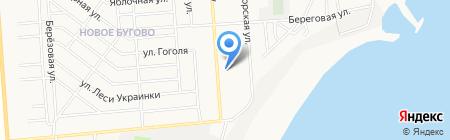 Эллада на карте Ильичёвска