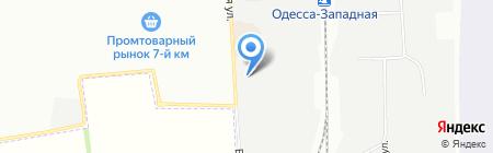 4Rest на карте Одессы