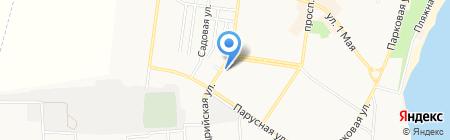 Hard Master на карте Ильичёвска