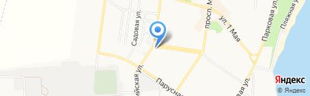 Ритуал на карте Ильичёвска