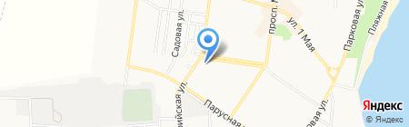 Долче Віта на карте Ильичёвска