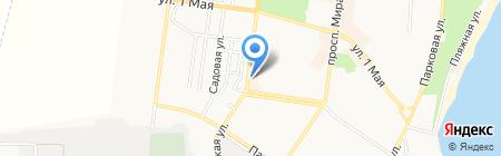 Наши дети на карте Ильичёвска