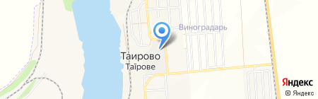 Avtomodern на карте Таирово