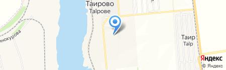 Таировская общеобразовательная школа I-III ступеней на карте Таирово