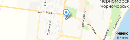Маэстро на карте Ильичёвска