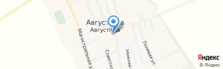 Добрынюшка на карте Августовки