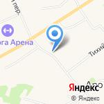 Saturn Vue на карте Санкт-Петербурга
