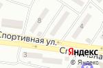 Схема проезда до компании Социальная сеть здоровья в Черноморске