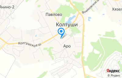 Местоположение на карте пункта техосмотра по адресу Ленинградская обл, Всеволожский р-н, д Аро, д 2А