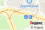 Схема проезда до компании Granit-gabro в