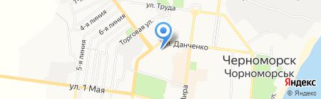 Ваше здоровье на карте Ильичёвска