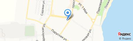 Faberlic на карте Ильичёвска