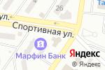 Схема проезда до компании Элит в Черноморске