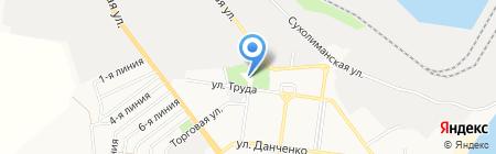 Спасо-Преображенский Храм на карте Ильичёвска