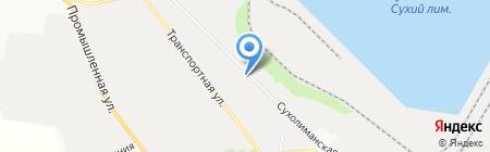 Іллічівський олійний термінал ТОВ на карте Ильичёвска