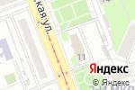 Схема проезда до компании Информационное агентство в