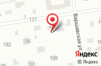 Схема проезда до компании Бизнес-Центр во Всеволожске