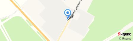 Красный Кабачок на карте Феклистово