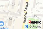Схема проезда до компании Стожары в Черноморске