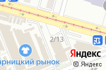 Схема проезда до компании Kievmobi в