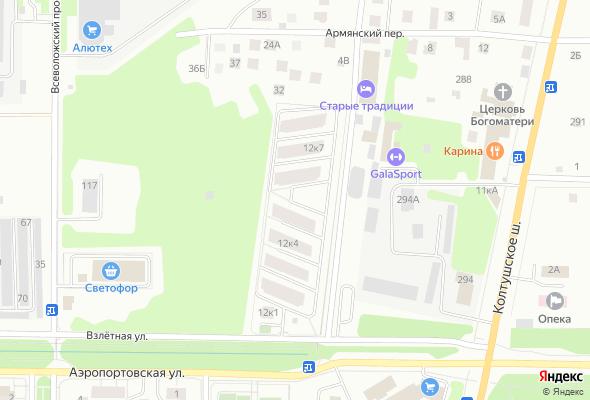 купить квартиру в ЖК Во Всеволожске