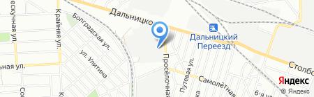 Silver Star на карте Одессы