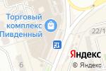Схема проезда до компании Салон мобильной связи в