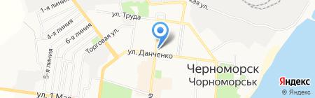 Компьютерный Бум на карте Ильичёвска