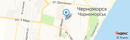 Power+ на карте Ильичёвска