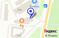 Схема проезда до компании СТО ФАСТ МОТОР во Всеволожске
