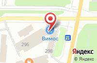 Схема проезда до компании Топ-Кар во Всеволожске