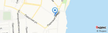 Ін-Тайм ТОВ на карте Ильичёвска