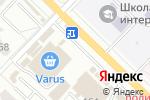 Схема проезда до компании Киоск по продаже фастфудной продукции в