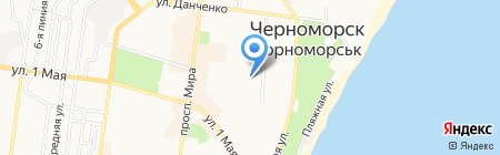Стройсервис-91 на карте Ильичёвска