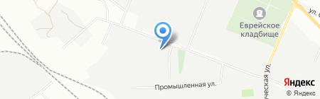 Абрис ЧП на карте Одессы