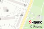 Схема проезда до компании Стоматологический кабинет в Черноморске