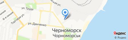 Lexiter на карте Ильичёвска