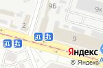 Схема проезда до компании Мебельный магазин в