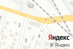 Схема проезда до компании Трюфель в Одессе