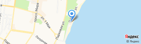 To-Go на карте Ильичёвска