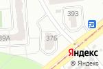 Схема проезда до компании Каляка-Маляка в